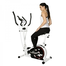 BICICLETA ELIPTICA+FITNESS 2in1 CT4