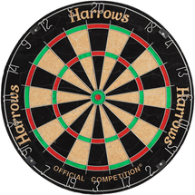Dartboard Harrows official competition